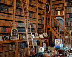 Bibliothèque - Collection de Serrant